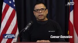 Georgia Witness Testimony: Caesar Gonzales