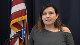 Georgia Witness Testimony: Vicky Sutton