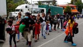 Biden, Obrador Discuss Cooperation on Illegal Migration