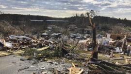 Tornado Kills Boy, Injures 30, Wrecks School in Alabama Town