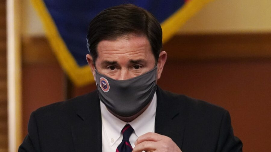Arizona GOP Censures Ducey, Flake, and McCain