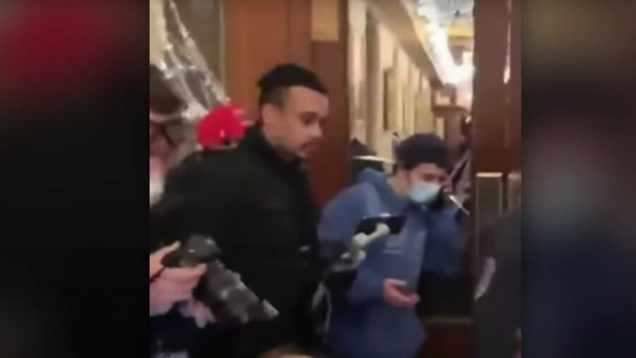 Facts Matter (Jan. 15): BLM Activist Who Stormed Capitol Is Charged; Undercover Video: Twitter's True Plan
