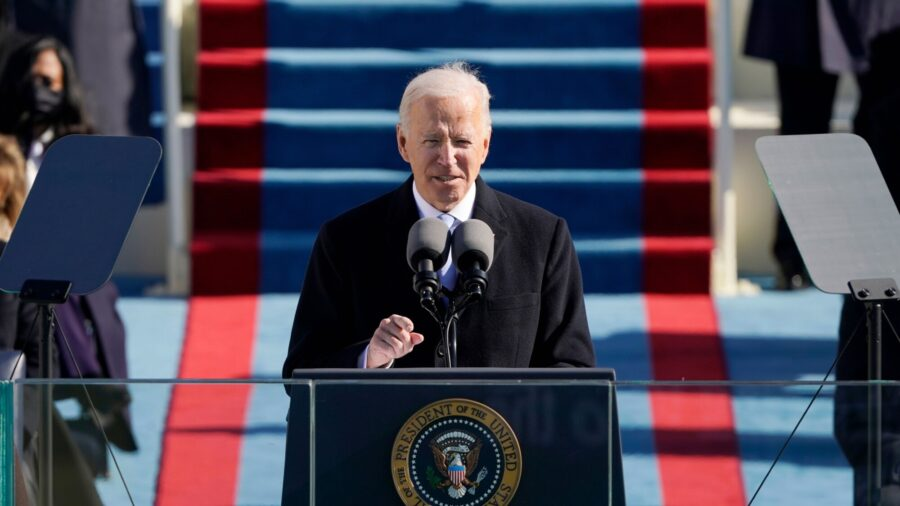Biden to Cancel Trump's 1776 Commission That Promotes American Founding Values