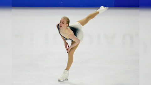 Bradie Tennell Captures Second US Figure Skating Title
