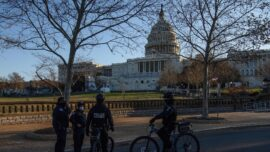 Man From Georgia Arrested After Entering US Capitol Killed Himself
