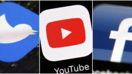 LIVE: Facebook, Twitter, and YouTube Officials Testify to Senate Subcommittee
