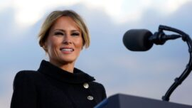 Melania Trump's Office: Books About Former First Lady's Life Are 'Idle Gossip'