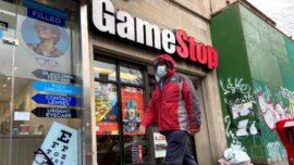 Yellen Calls Meeting on GameStop Frenzy