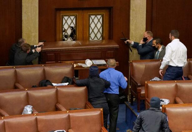 Kongres Gelar Sidang Bersama Ratifikasi Pilpres 2020