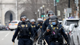 US Capitol Police Chief Resigns