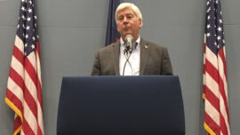 Ex. Michigan Gov. Snyder Charged in Flint Water Crisis