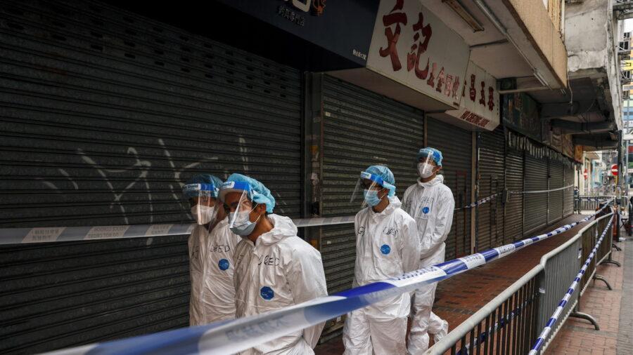 Updates on CCP Virus: Washington, Oregon Report Cases of New Variant