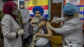CCP Virus Updates: India Starts World's Largest Vaccination Drive