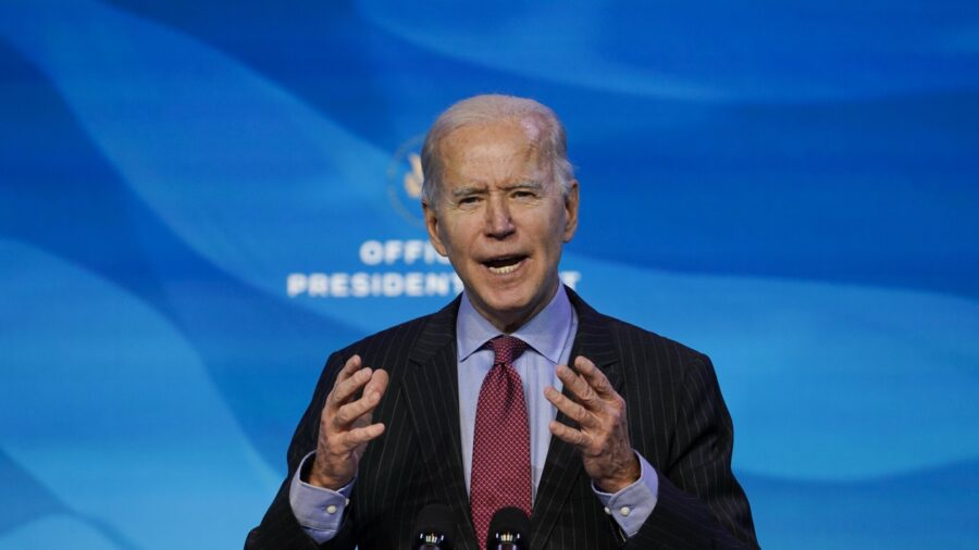 Biden Says He Will 'Defeat the NRA' While in Office