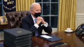 Biden Admin Embraces 'Racial Equity' Ideology in Slew of Executive Action Announcements