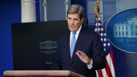 John Kerry Blasted for Using Private Jet