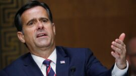 Ratcliffe Bristles at Biden Administration's 'Strategic Patience' on China