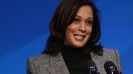 Kamala Harris Resigns From Senate Seat Before Inauguration