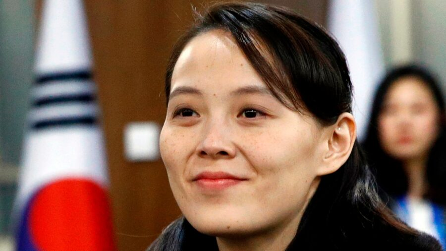 Demoted? Pushed Aside? Fate of Kim Jong Un's Sister Unclear