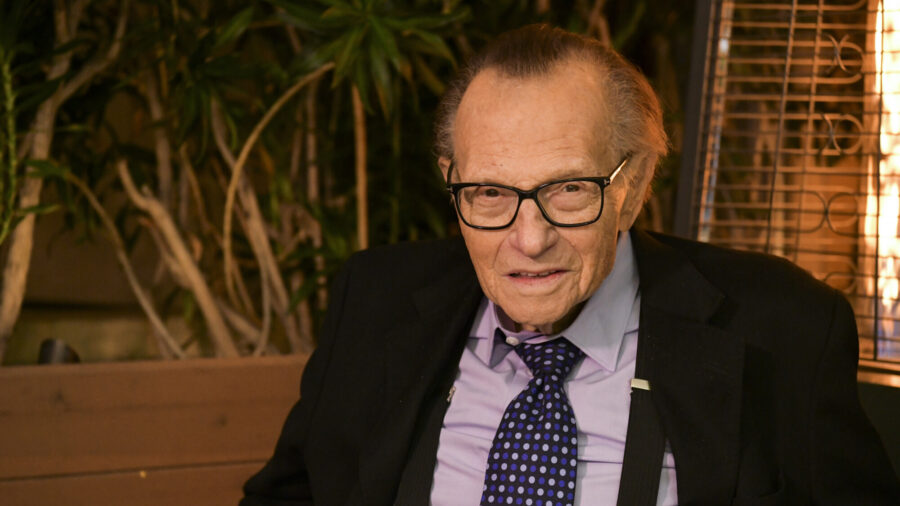 Longtime TV Host Larry King's Death Certificate Confirms He Died From Sepsis