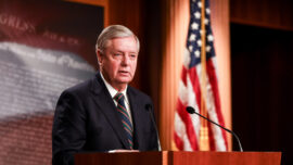Senator Graham Responds to Capitol Breach