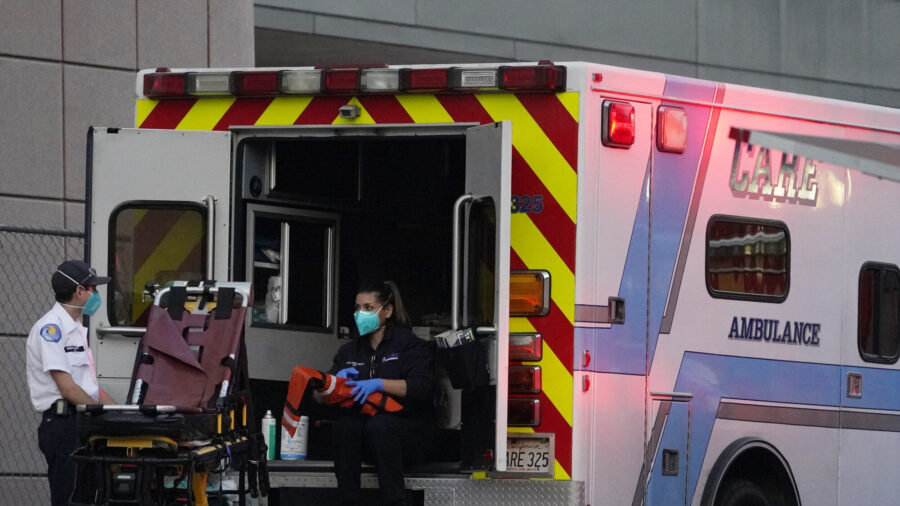 US Logs Highest Single-Day CCP Virus Death Toll of Nearly 4,000 People