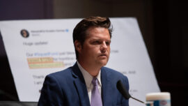Florida Congressman Denies Wrongdoing