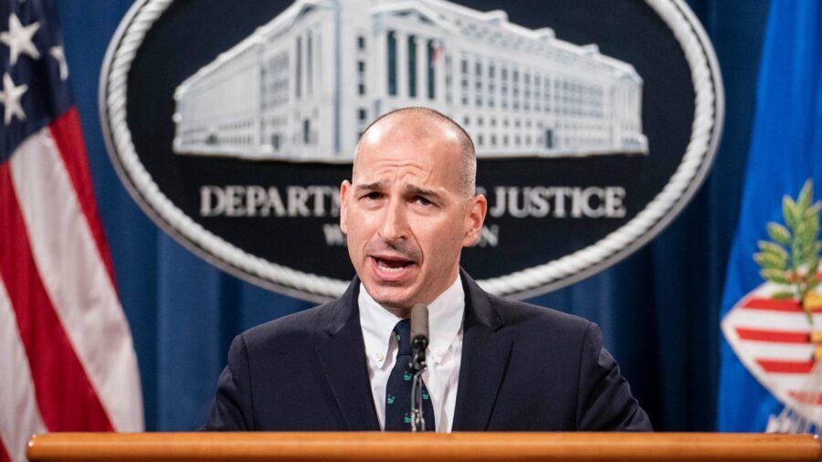 FBI, DOJ Investigating Crimes in Capitol