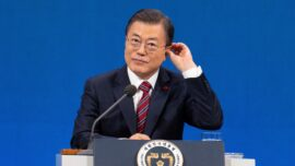 Moon Urges Biden to Learn From Trump's N. Korea Diplomacy