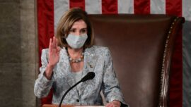Pelosi Vows to Champion Social Justice