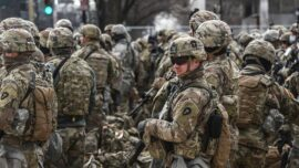 12 National Guard Troops Pulled From Duty in Washington Ahead of Inauguration