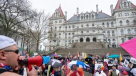 New NY Bill Would Allow for Detainment of Those Deemed a Health Risk