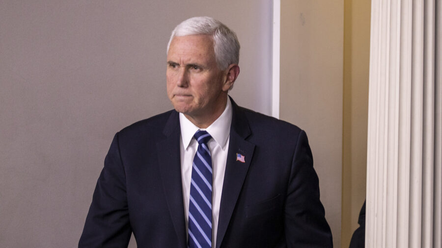 Pence Urges Biden to 'Stand Up to Chinese Aggression' in Indo-Pacific