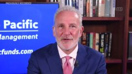 Peter Schiff: The Stock Market Is in a Bubble