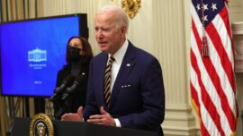 Biden: 'Nothing We Can Do' to Change Trajectory of COVID-19 Pandemic in Next Months