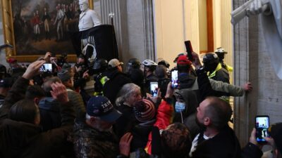 Facts Matter (Jan. 8): At Least One BLM Activist Among Those Who Breached US Capitol