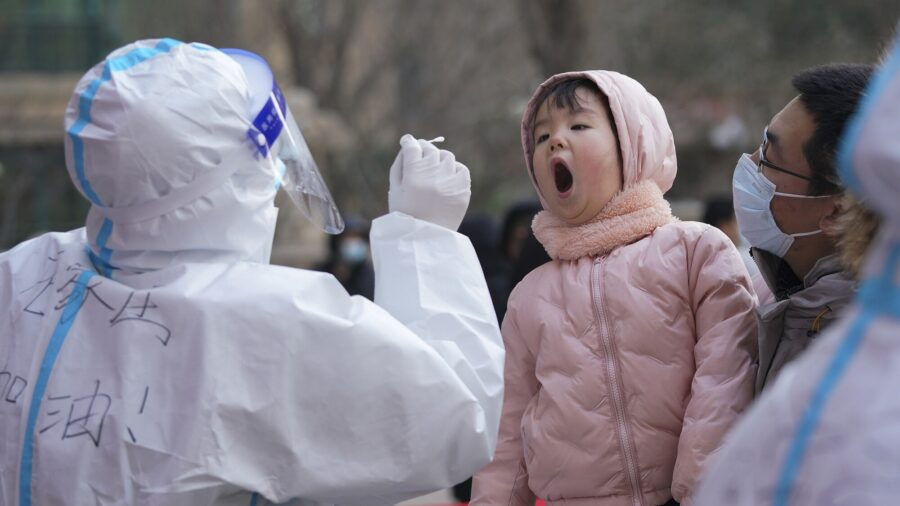 Chinese City Bracing for Dire COVID-19 Surge During Lunar New Year: Leaked Documents