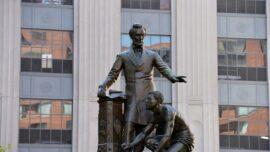 Controversial Lincoln Statue Removed in Boston