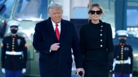 LIVE: President Donald Trump Departure Ceremony