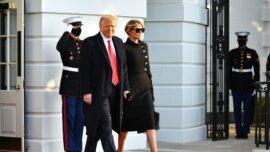 Trump Leaves Washington for Florida, Skipping Biden's Inauguration