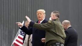 Trump Celebrates Border Wall, Immigration Achievements in Texas Visit