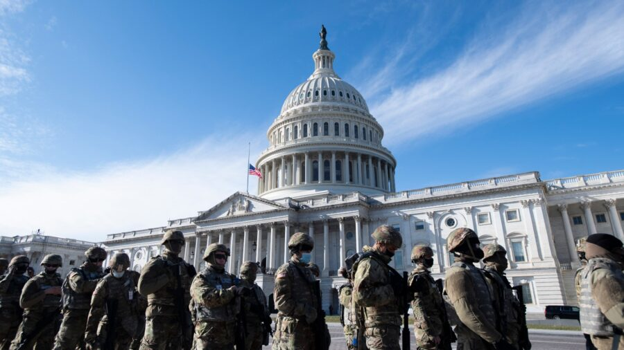 Deep Dive (Jan. 18): DC Streets 'Eerily Silent' in US Capitol Amid High Security