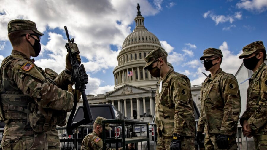 House Passes Bill Approving $1.9 Billion More for US Capitol Security