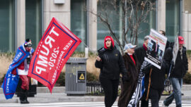 Boston Trump Rallygoers on Their 'Why'