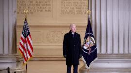Biden Swears in Day 1 Appointees Virtually