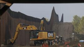 CBP Stops Border Wall Construction After Biden Order