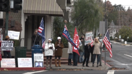 California Freedom Rallies Against Communism