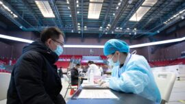 Chairman of Chinese Vaccine Maker Resigns; Lab Found to Falsify Virus Test Results