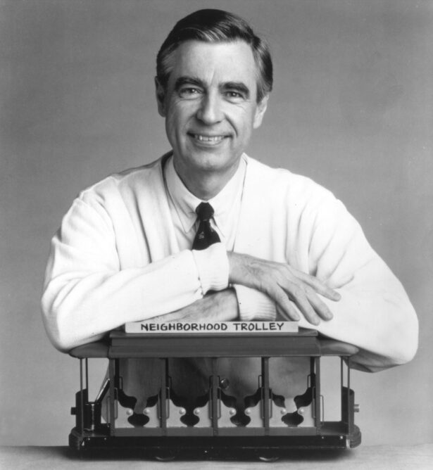 """Fred """"Mister"""" Rogers"""