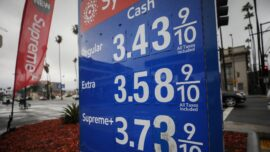 Gas Prices Rise in Los Angeles County, San Francisco